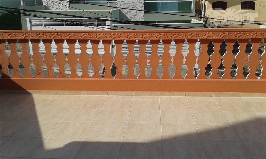 jordanópolis,lindo sobrado 198 m² com varanda. 3 dormitórios, 1 planejado, uma suíte com hidro, 1 lavabo,...