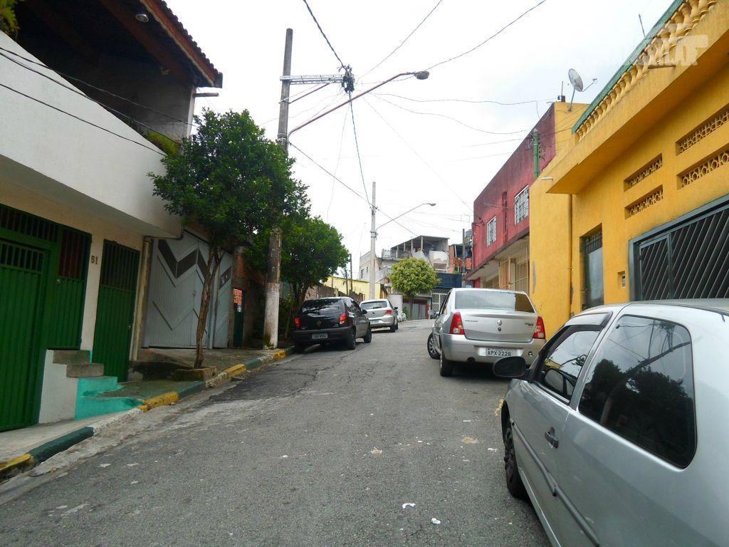 Casa com 1 dormitório à venda, 132 m² por R$ 175.000,00 - Casa Grande - Diadema/SP