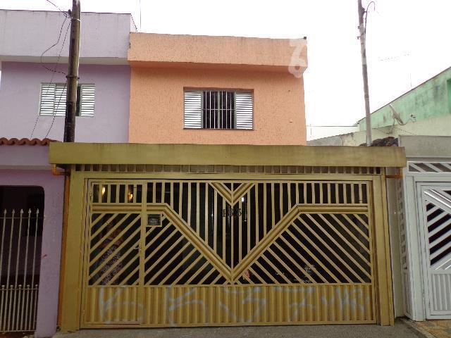 Casa  residencial 3 dorm. para locação, Paulicéia, São Bernardo do Campo.