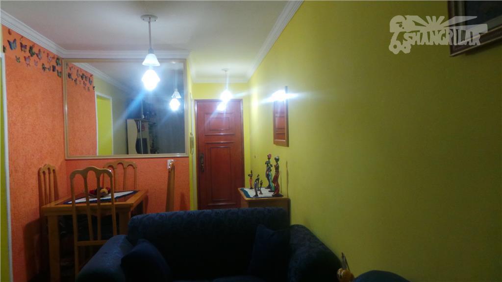 Apartamento residencial à venda, Jardim Canhema, Diadema.