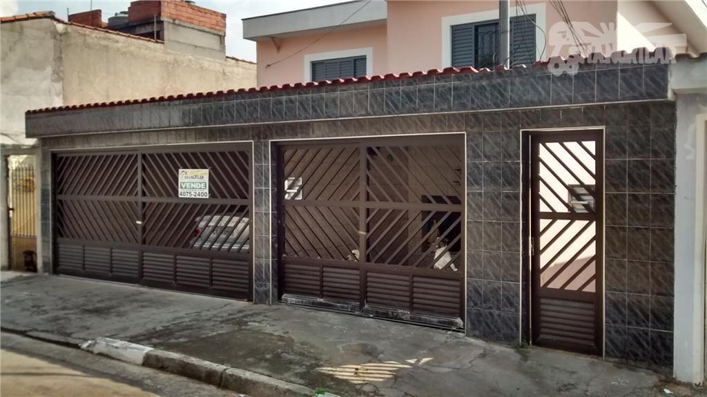 Casas/Sobrados  Residencial à Venda, Jardim Santo Ignácio, São Bernardo do Campo.