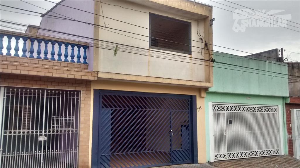 sobrado comercial/residencial, ótima localização, bairro piraporinha/diadema, área do terreno 125,00 m², dimensão 5,00 x 25,00 metros,...