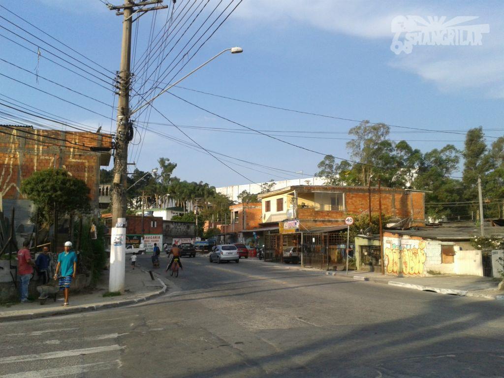 terreno no alvarenga 125 m² 5 x 25, com aclive acentuado, ótima localização na estrada dos...