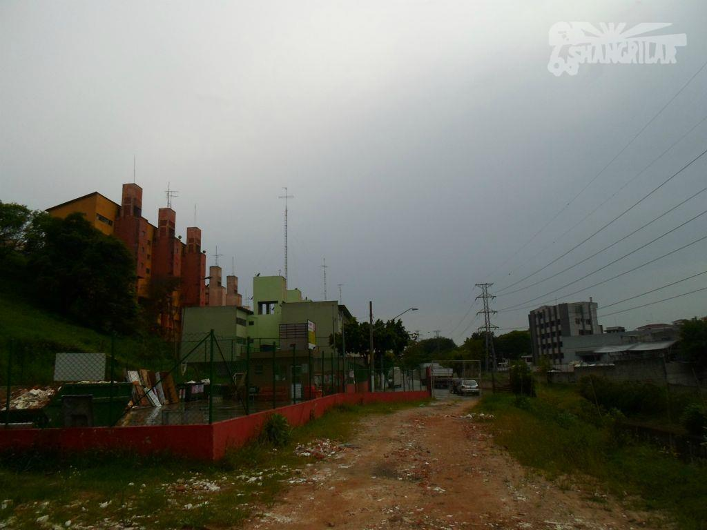 Terreno comercial à venda, Vila Flórida, São Bernardo do Campo.