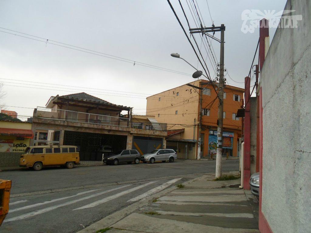Terreno residencial à venda, Vila Nogueira, Diadema.