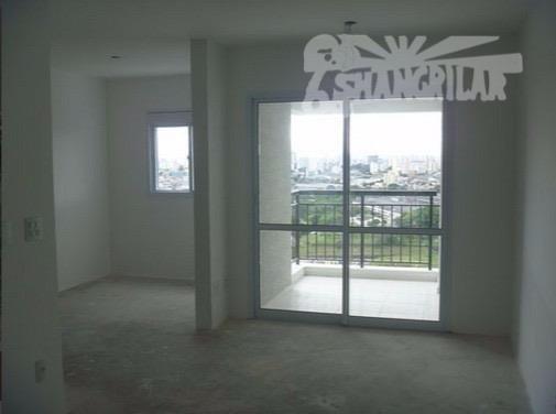 Apartamento residencial à venda, Piraporinha, Diadema.