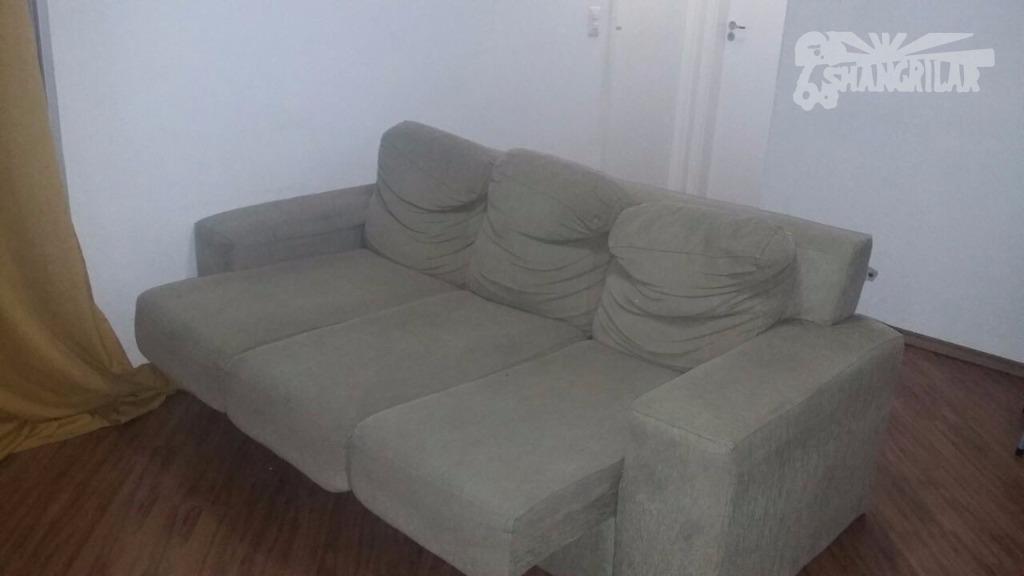 apartamento c/ótima localização, bairro planalto, são bernardo do campo. área útil 50,00 m², 2 dormitórios c/piso...