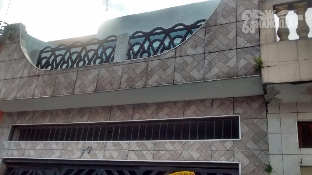 Sobrado Semi-Acabado  Residencial à Venda, Casa Grande, Diadema.