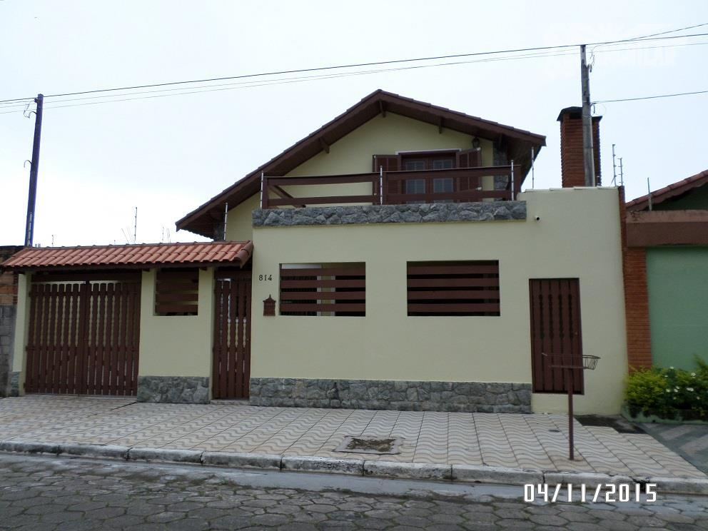 Casa  Residencial à Venda, Jardim Ribamar, Peruíbe.