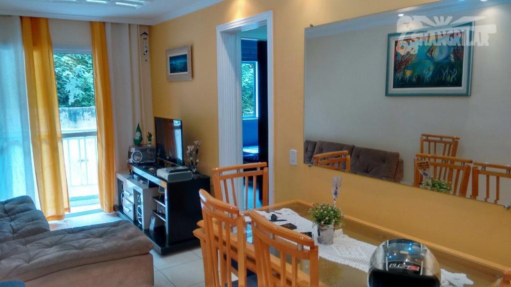 Apartamento 2 Dormitórios em Mauá, 55 Metros