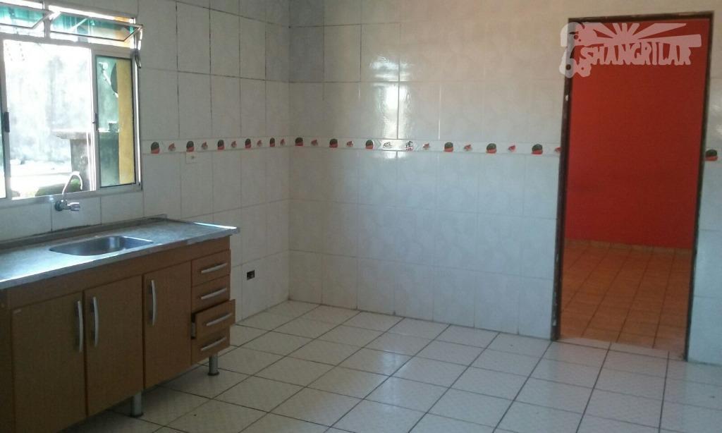 Sobrado residencial à venda, Vila Nogueira, Diadema - SO0231.