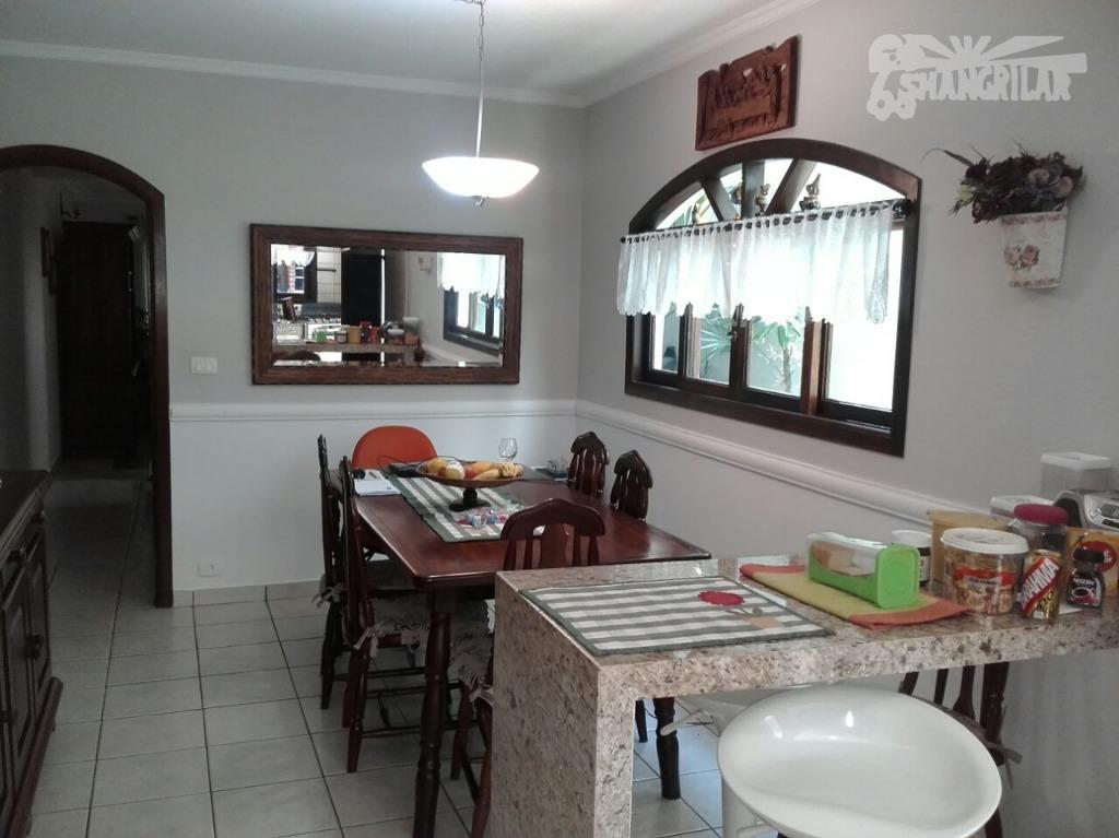 Sobrado 3 Dormitórios Rua das Dálias-Assunção-SBCampo.