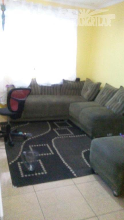 Apartamento 2 Dormitórios Diadema-Serraria