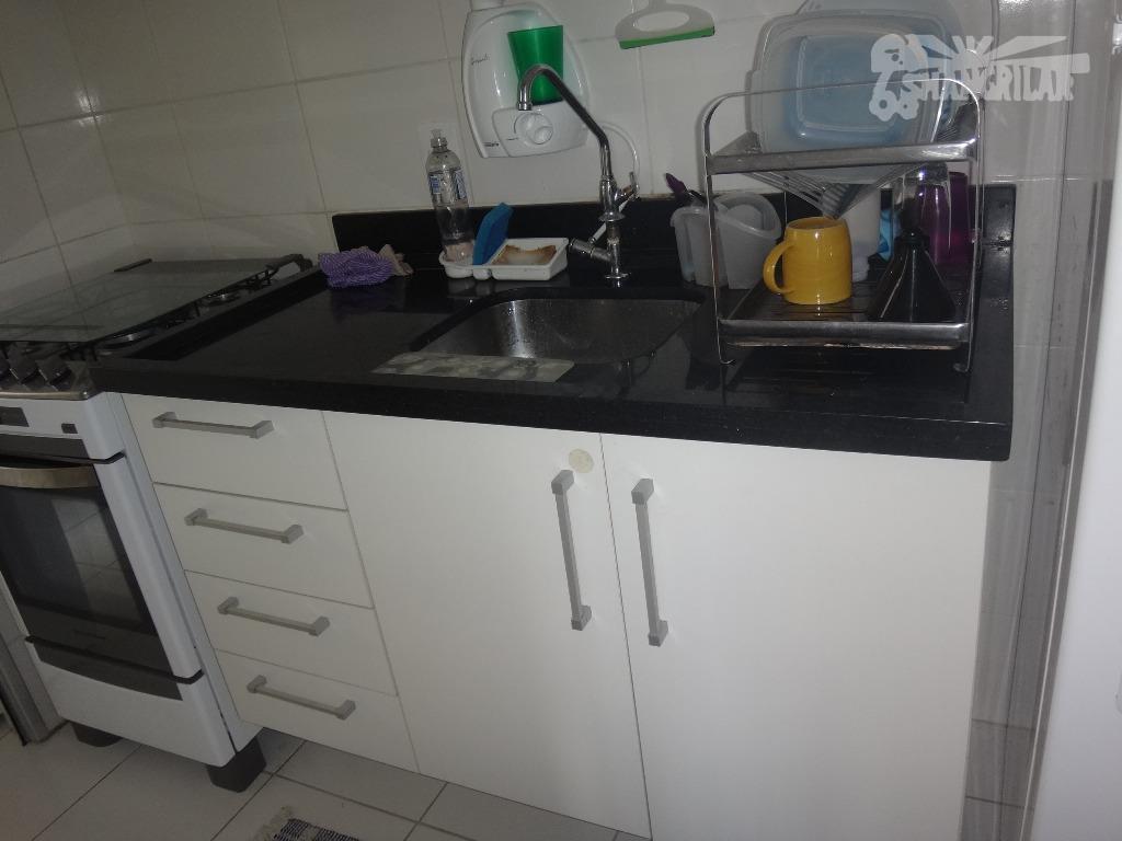 apartamento c/ótima localização, bairro planalto, são bernardo do campo. área útil 43,00 m², 2 dormitórios ,...