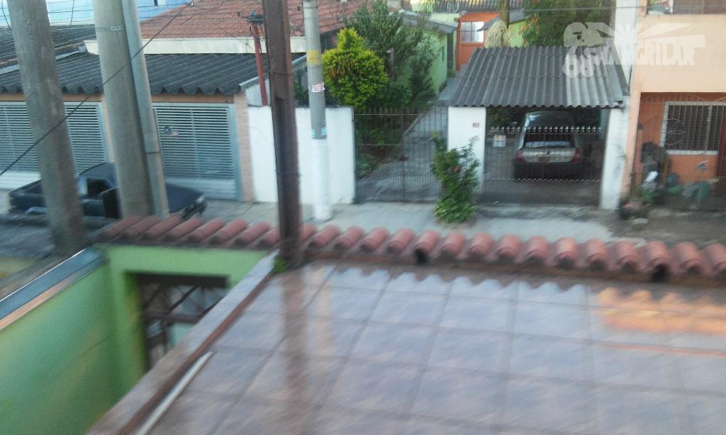 Sobrado 2 Dormitórios Parque Anchieta Diadema.