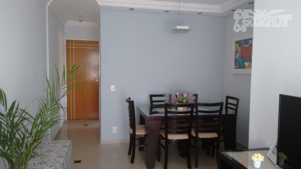 Apartamento 3 Dormitórios - Jardim Santa Emília - São Paulo.