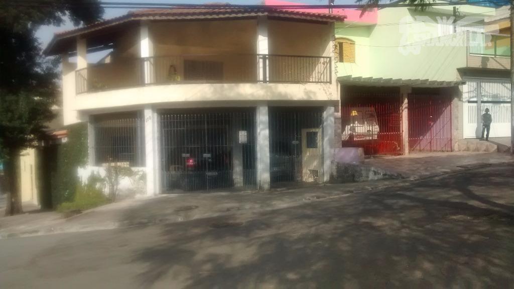 Sobrado  Residencial c/Edicula à venda, Taboão, Diadema.