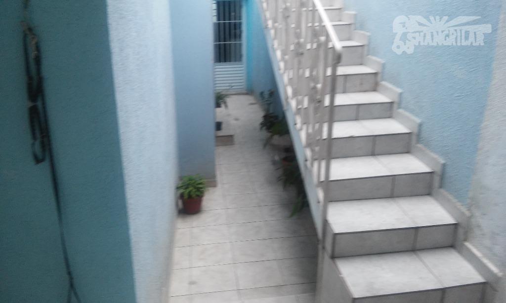 Casa 3 Dormitórios Piraporinha-Diadema.