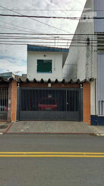 Casa Assobradada 3 Dormitórios-Vila Santa Rita-Diadema.