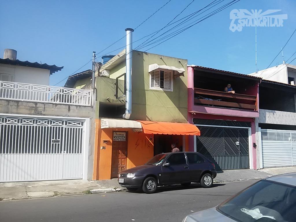 Sobrado Vila São José-Diadema, para Renda;