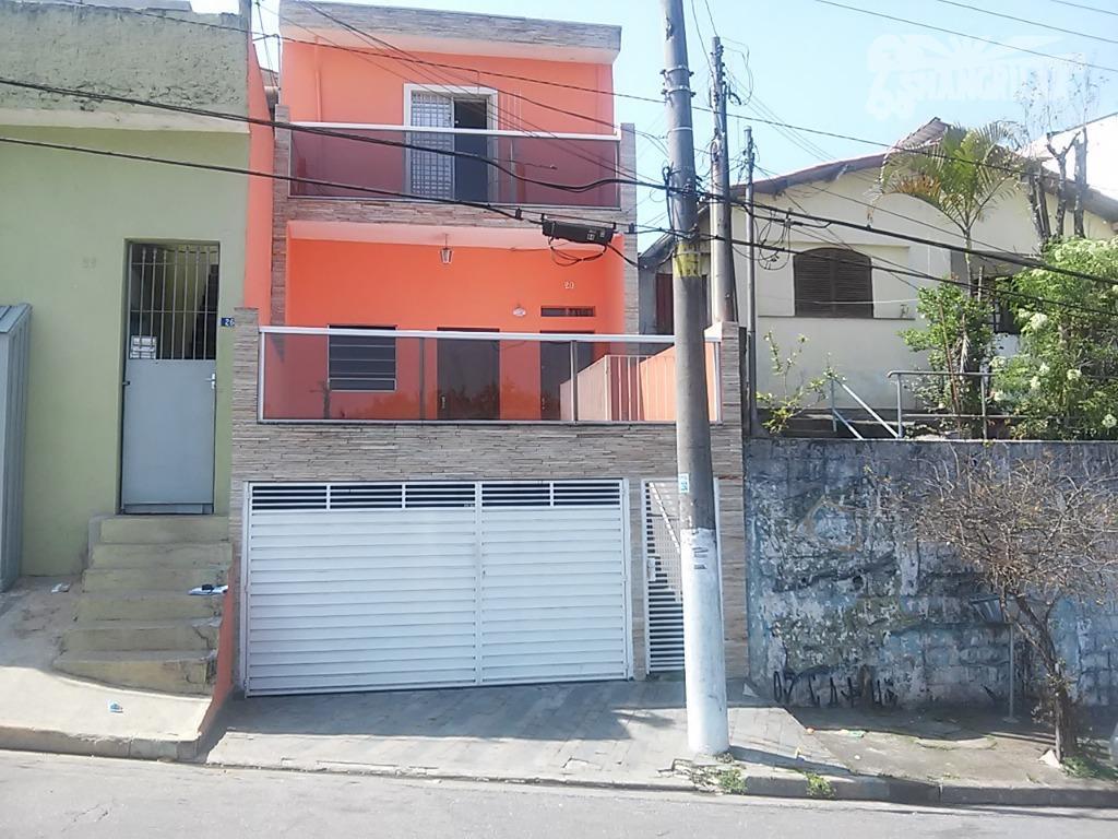 Casa 2 Dormitórios São Bernardo do Campo-Jd.Petroni.