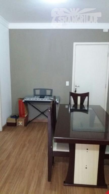 Apartamento 2 Dorm.,1 Sala, Coz.,Área Serv. 1 Vaga Garagem.