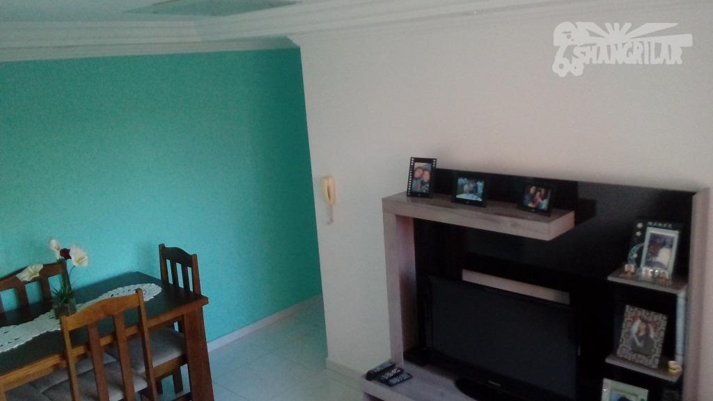 Apartamento Santa Terezinha -SBCampo - 2 Dormitórios.