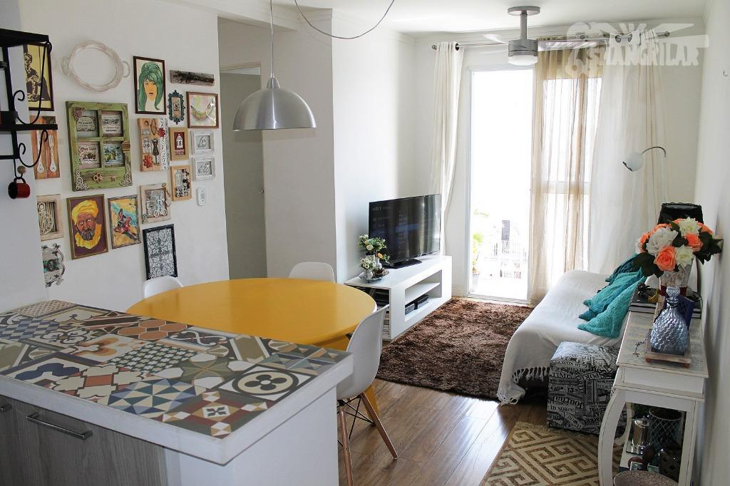 Apartamento 2 Dormitórios no Taboão - São Bernardo do Campo.