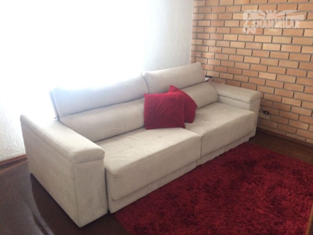 Apartamento 2 Dormit. 66 m² Piraporinha - Diadema.