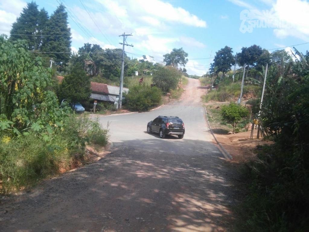 Terreno de 890,00 m² na Aldeia Nova Paruru em Ibiúna - SP.