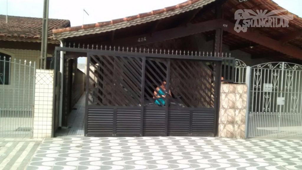 Casa (Porteira Fechada) Praia Grande