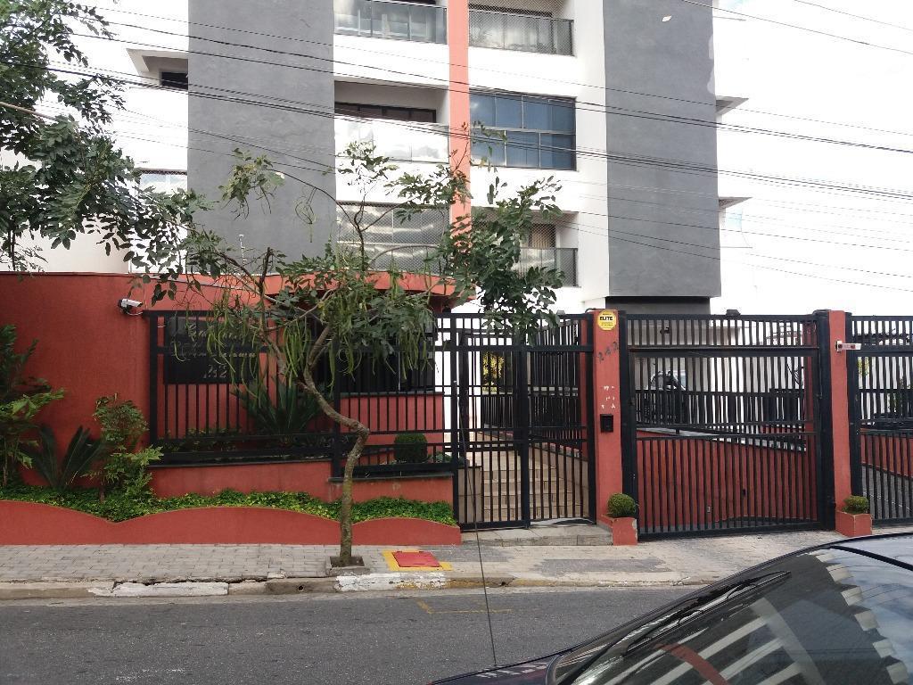 Apartamento residencial à venda, Vila Santa Terezinha, São Bernardo do Campo.