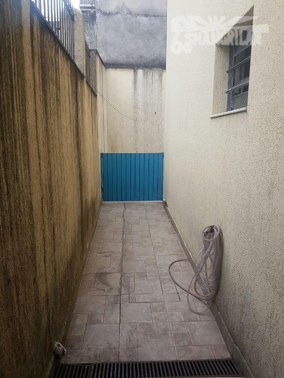 sobrado em terreno de 173,00 m², no jardim campanário em diadema, com 3 vagas de garagem,...