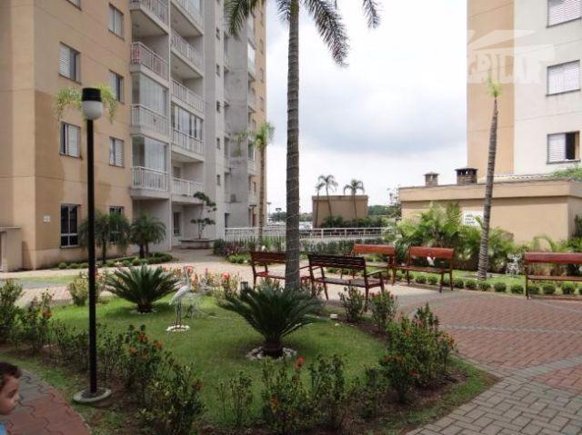 Apartamento 3 Dorm.(1suite c/sacada, 2 Vagas Gar.,Lazer -Bairro Taboão-SBCampo-SP