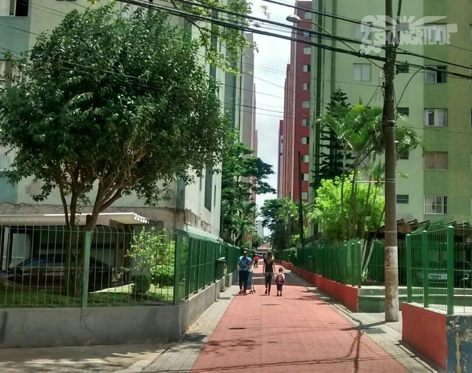 apartamento c/ótima localização, próximo aos 3 postos, conjunto habitacional rudge ramos, são bernardo do campo. área...