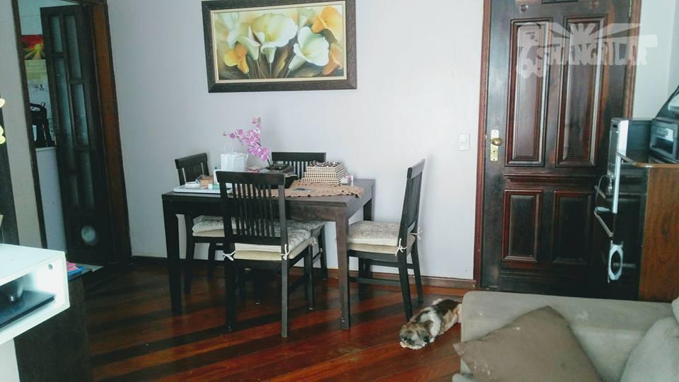 Apartamento residencial à venda, Casa Grande, Diadema.