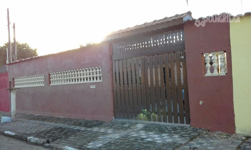Casa em Mongaguá- Balneário Anchieta