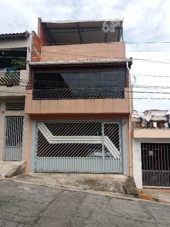 Casa p/Investidor Pq 7 Setembro/Diadema