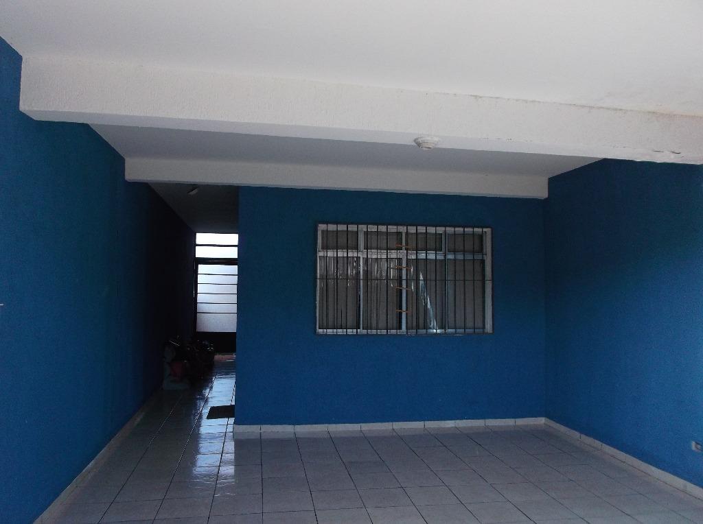 Casa residencial à venda, Las Palmas, São Bernardo do Campo.