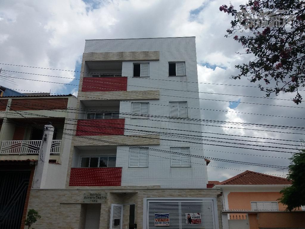 Apartamento residencial à venda, Parque Santo Antônio, São Bernardo do Campo.