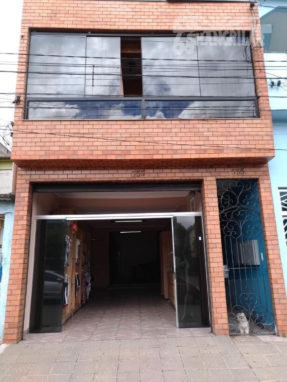 Sobrado residencial à venda, Vila Nogueira, Diadema.
