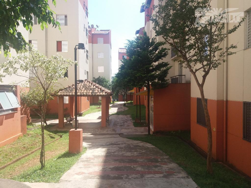 apartamento jardim arco iris, bairro casa grande, diadema. área útil 48,00 m², 2 dormitórios, sala 2...