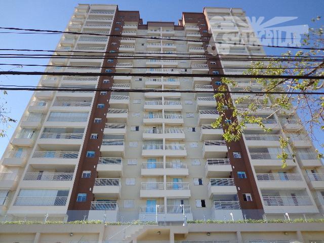 Apartamento residencial para locação, Vila Eldízia, Santo André.