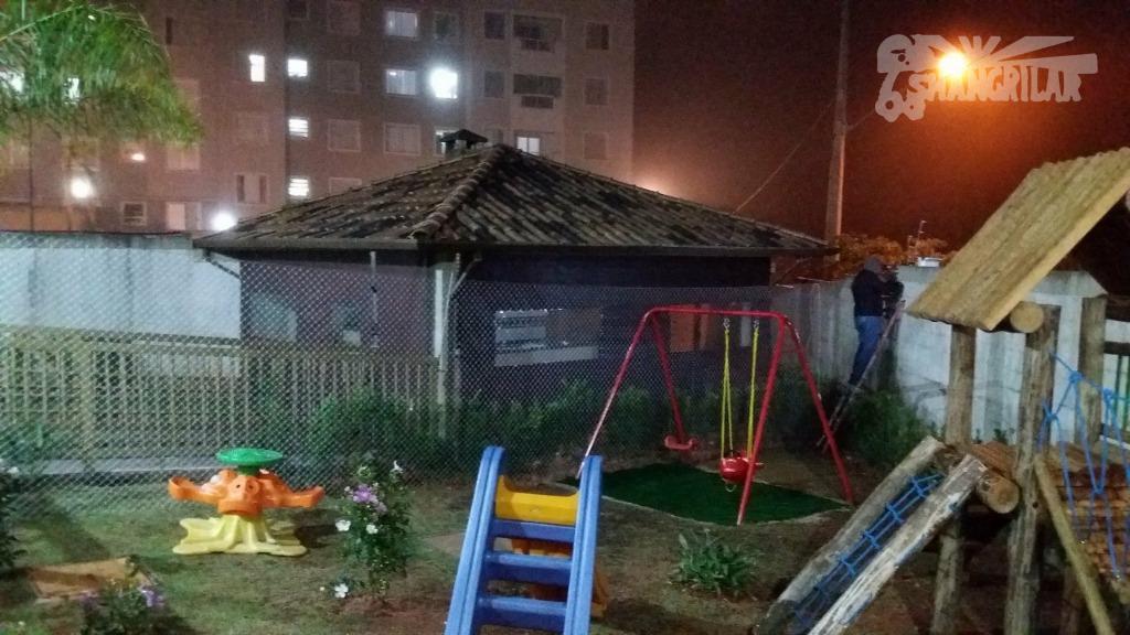 cobertura, condomínio reserva do lajeado, parque são vicente, mauá/sp. área útil 115,00 m², 3 dormitórios (1...