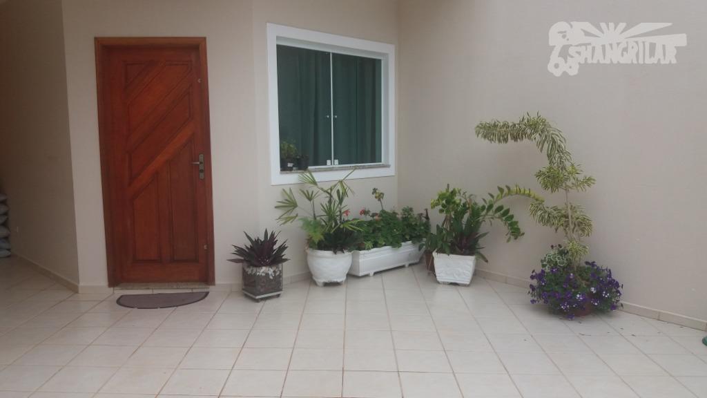 Sobrado 3 Dormitórios, 3 Vagas de Garagem, Quintal, Jordanópolis, São Bernardo do Campo.