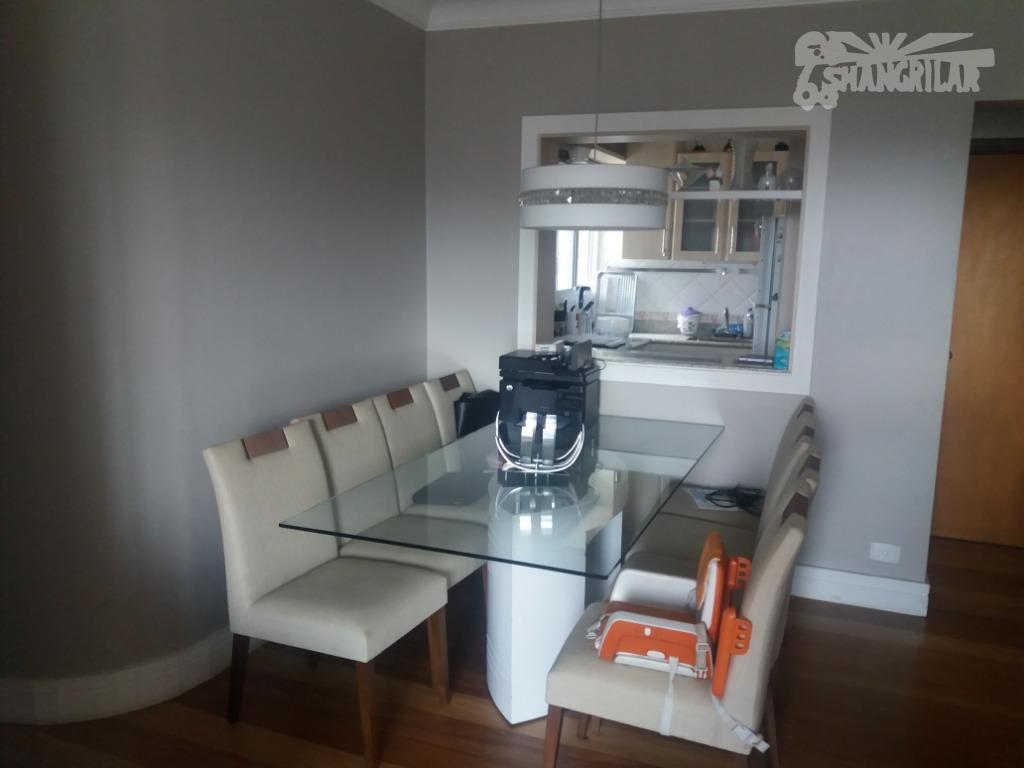 Apartamento com 3 dormitórios à venda, 86 m² por R$ 450.000 - Cidade Jardim Nova Petrópolis - São Bernardo do Campo/SP