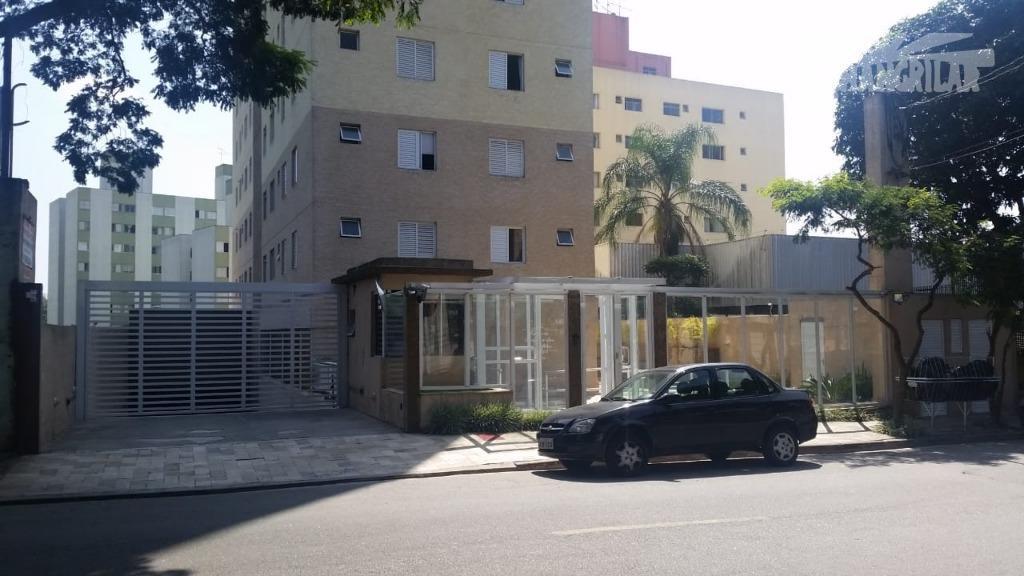 Apartamento com 3 dormitórios à venda, 63 m² por R$ 360.000 - Vila Conceição - Diadema/SP