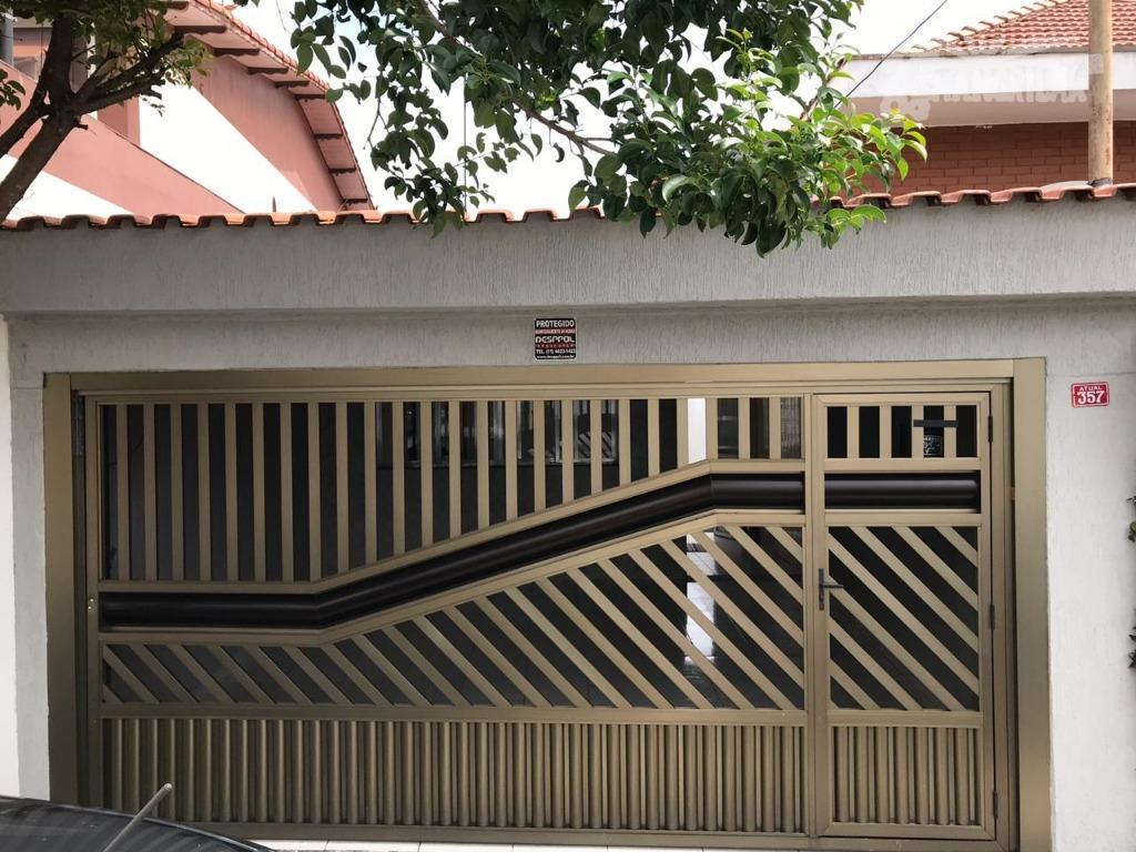 Casa à venda, 191 m² por R$ 495.000,00 - Vila São José - Diadema/SP
