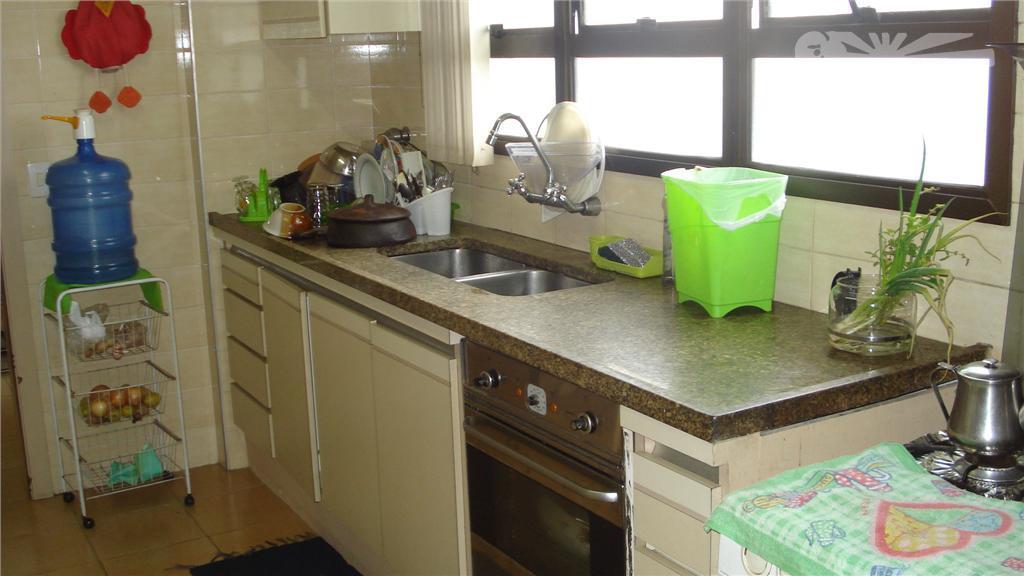 apartamento alto padrão,um por andar, todo avarandado, vila boa vista/santo andré, área útil 370,476 m², área...