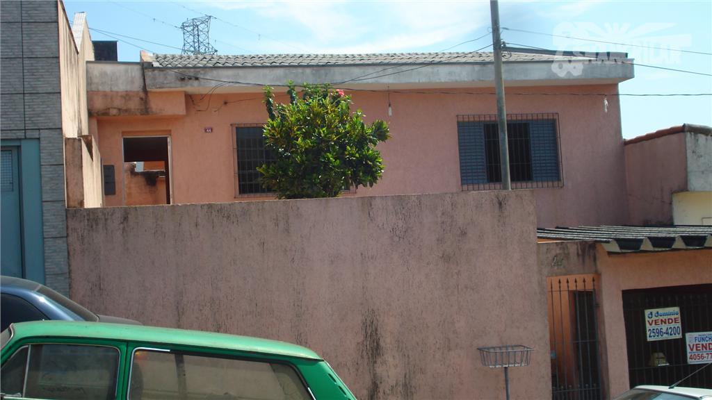 Casa  Residencial à Venda, Parque Mamede, Centro de Diadema.